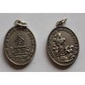 Médaille argentée